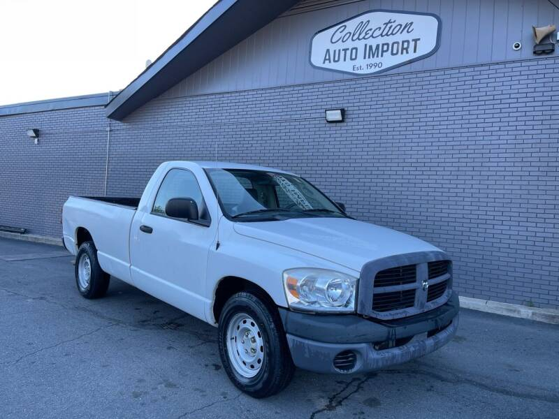 2007 Dodge Ram Pickup 1500 for sale at Collection Auto Import in Charlotte NC