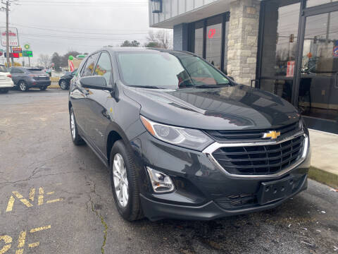 2019 Chevrolet Equinox for sale at City to City Auto Sales in Richmond VA