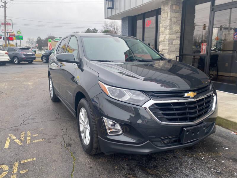 2019 Chevrolet Equinox for sale at City to City Auto Sales in Richmond VA