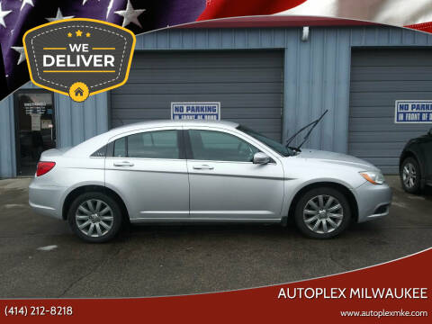 2011 Chrysler 200 for sale at Autoplex 2 in Milwaukee WI