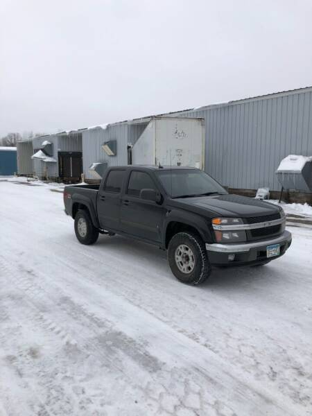 2008 Chevrolet Colorado for sale at Prime Auto Sales in Rogers MN