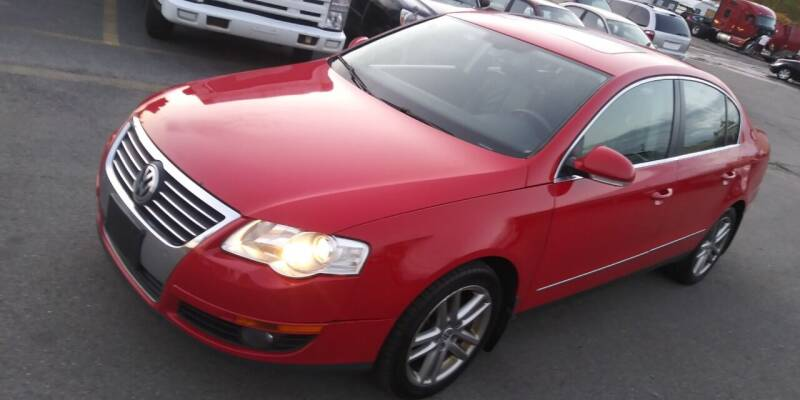 2008 Volkswagen Passat for sale at JG Motors in Worcester MA