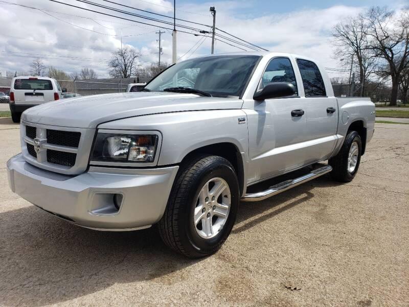2011 RAM Dakota for sale at Jims Auto Sales in Muskegon MI