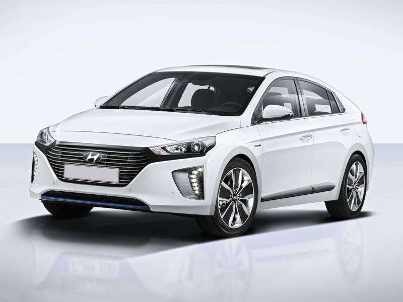 2017 Hyundai Ioniq Hybrid for sale at Sundance Chevrolet in Grand Ledge MI