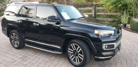 2016 Toyota 4Runner for sale at Best Quality Auto Sales in Sun Valley CA