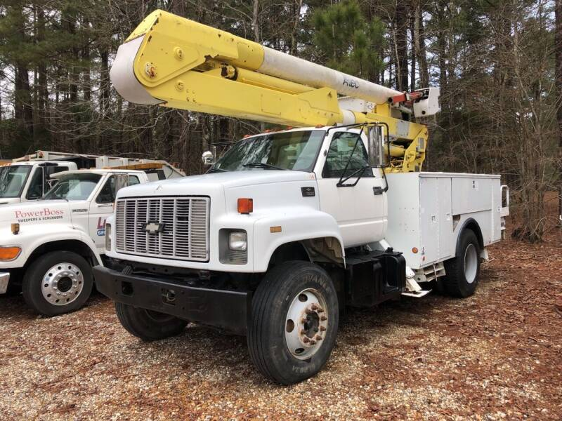 2000 Chevrolet C7500 for sale at M & W MOTOR COMPANY in Hope AR