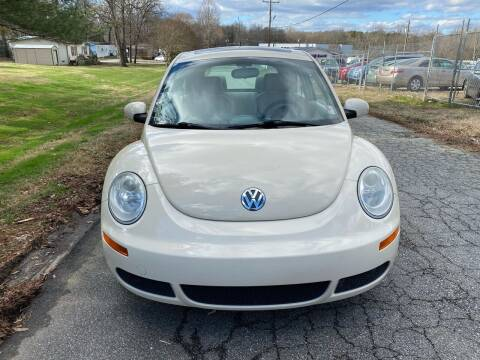 2006 Volkswagen New Beetle for sale at Speed Auto Mall in Greensboro NC