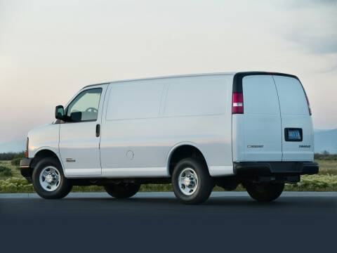 2021 Chevrolet Express Cargo for sale at CHEVROLET OF SMITHTOWN in Saint James NY