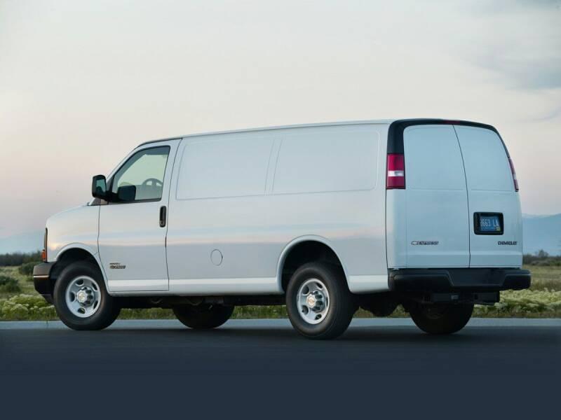 2020 Chevrolet Express Cargo 3500