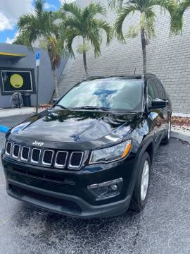2018 Jeep Compass for sale at YOUR BEST DRIVE in Oakland Park FL