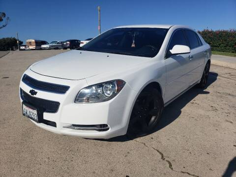 2012 Chevrolet Malibu for sale at L.A. Vice Motors in San Pedro CA