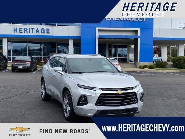 2019 Chevrolet Blazer for sale in Creek, MI