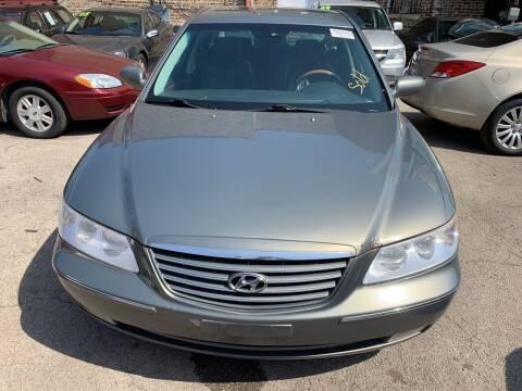 2007 Hyundai Azera for sale at HW Used Car Sales LTD in Chicago IL