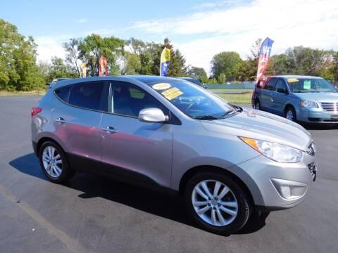 2010 Hyundai Tucson for sale at North State Motors in Belvidere IL