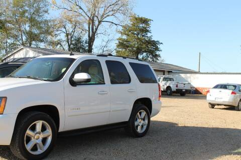 2007 Chevrolet Tahoe for sale at Abc Quality Used Cars in Canton TX