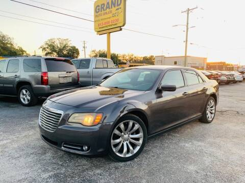 2014 Chrysler 300 for sale at Grand Auto Sales in Tampa FL