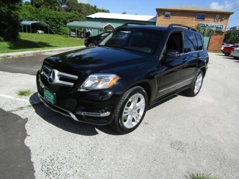 2014 Mercedes-Benz GLK for sale at S & T Motors in Hernando FL