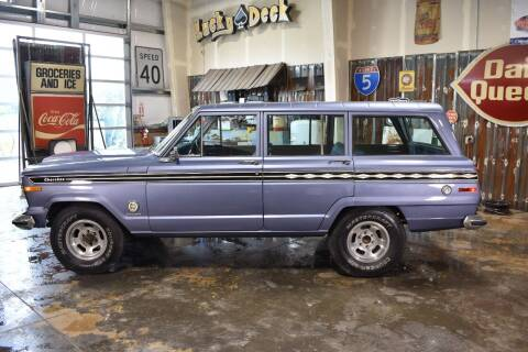 1977 Jeep Cherokee for sale at Cool Classic Rides in Redmond OR