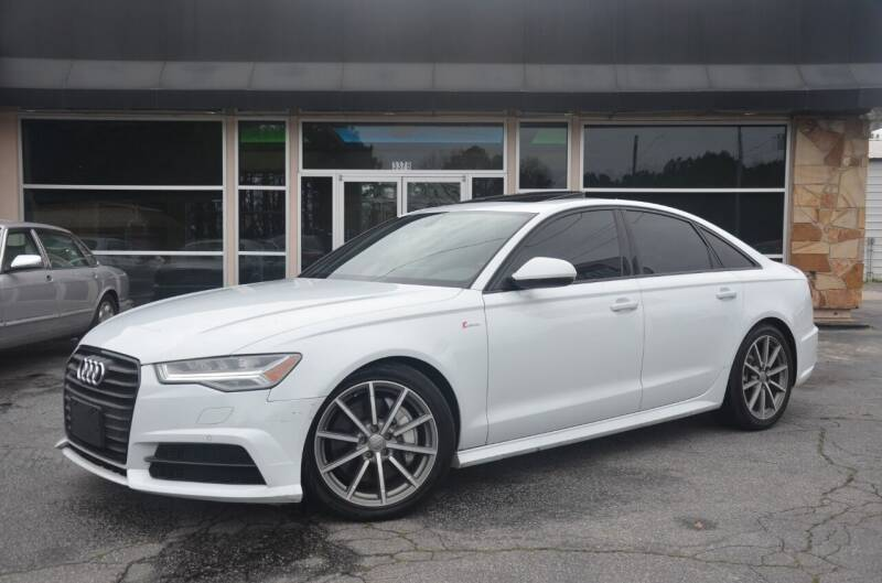 2018 Audi A6 for sale at Amyn Motors Inc. in Tucker GA