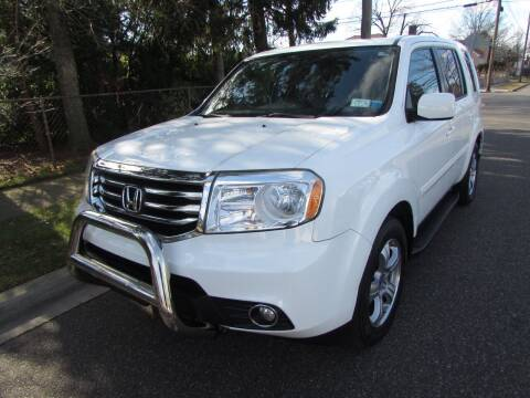 2013 Honda Pilot for sale at First Choice Automobile in Uniondale NY