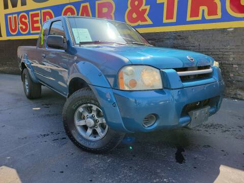2003 Nissan Frontier for sale at B & R Motor Sales in Chicago IL