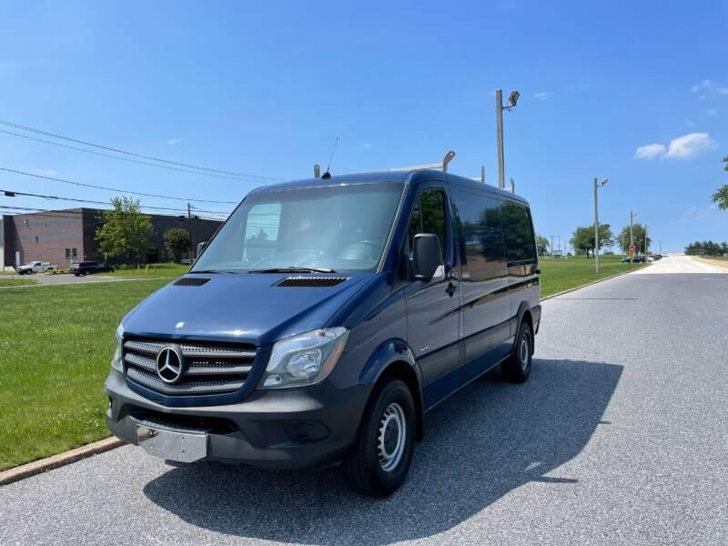 2014 Mercedes-Benz Sprinter Cargo for sale in Palmyra, NJ