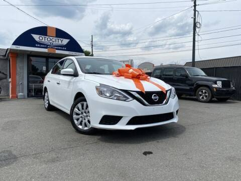2016 Nissan Sentra for sale at OTOCITY in Totowa NJ