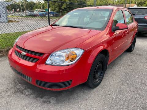 2007 Chevrolet Cobalt for sale at CHECK AUTO, INC. in Tampa FL