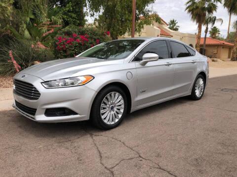 2014 Ford Fusion Energi for sale at Arizona Hybrid Cars in Scottsdale AZ