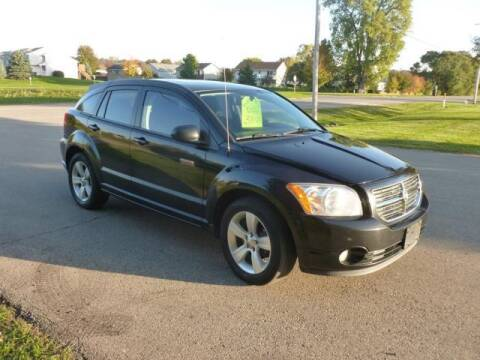 2010 Dodge Caliber for sale at HUDSON AUTO MART LLC in Hudson WI