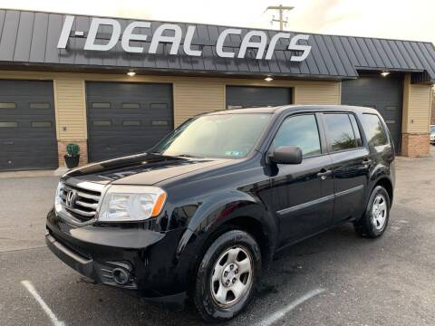 2014 Honda Pilot for sale at I-Deal Cars in Harrisburg PA