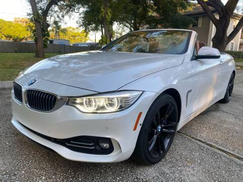 2015 BMW 4 Series for sale at RoMicco Cars and Trucks in Tampa FL