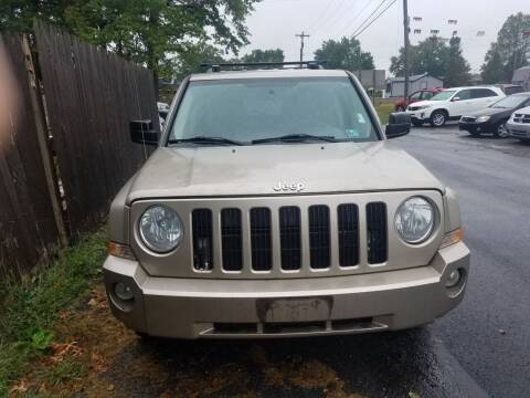 2010 Jeep Patriot for sale at GALANTE AUTO SALES LLC in Aston PA