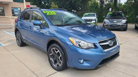 2015 Subaru XV Crosstrek for sale at Dunn-Rite Auto Group in Longwood FL