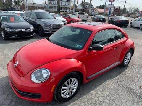 2012 Volkswagen Beetle for sale at Masic Motors, Inc. in Harrisburg PA
