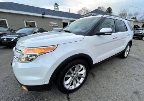 2014 Ford Explorer for sale at Ultra Auto Center in North Attleboro MA