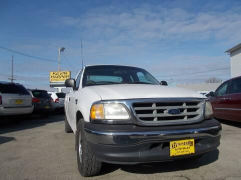 2000 Ford F-150 for sale at Kevin Harper Auto Sales in Mount Zion IL