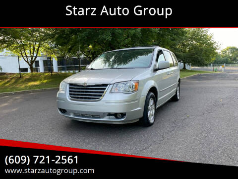 2009 Chrysler Town and Country for sale at Starz Auto Group in Delran NJ