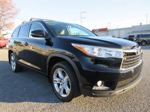 2015 Toyota Highlander for sale at Cam Automotive LLC in Lancaster PA