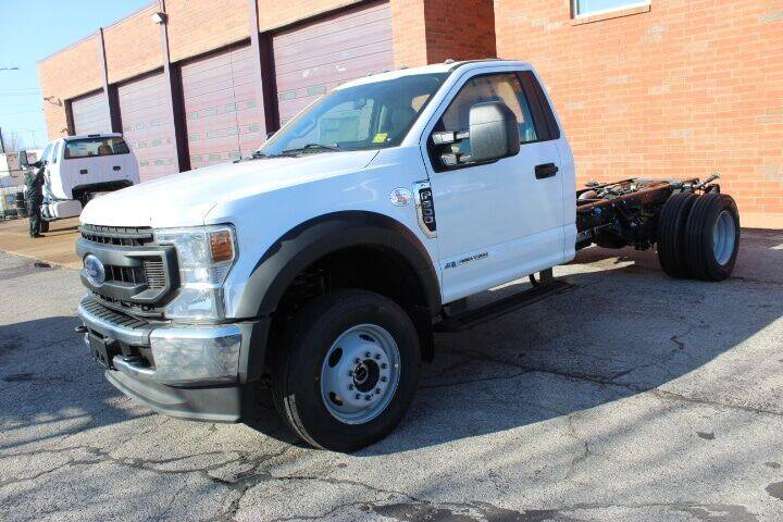 2021 Ford F-600 Super Duty for sale at BROADWAY FORD TRUCK SALES in Saint Louis MO