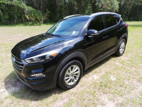 2016 Hyundai Tucson for sale at TIMBERLAND FORD in Perry FL