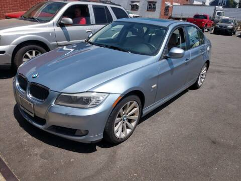 2011 BMW 3 Series for sale at A J Auto Sales in Fall River MA