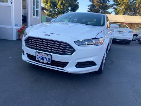2016 Ford Fusion Hybrid for sale at Ronnie Motors LLC in San Jose CA