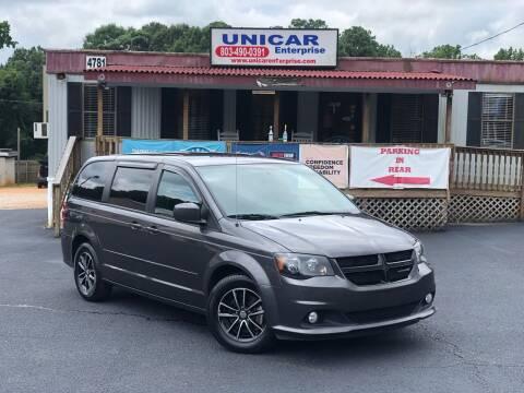 2016 Dodge Grand Caravan for sale at Unicar Enterprise in Lexington SC