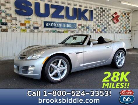 2008 Saturn SKY for sale at BROOKS BIDDLE AUTOMOTIVE in Bothell WA