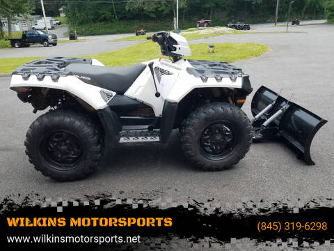 2015 Polaris Sportsman 850 for sale at WILKINS MOTORSPORTS in Brewster NY