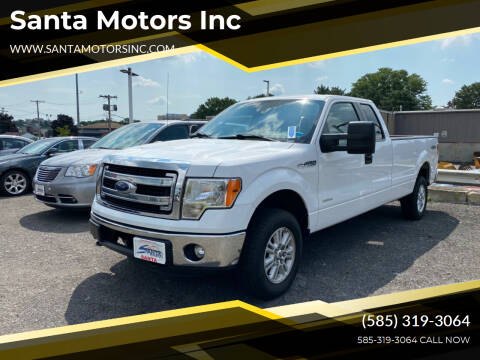2014 Ford F-150 for sale at Santa Motors Inc in Rochester NY