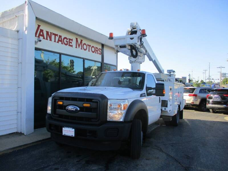 2012 Ford F-550 Super Duty for sale at Vantage Motors LLC in Raytown MO