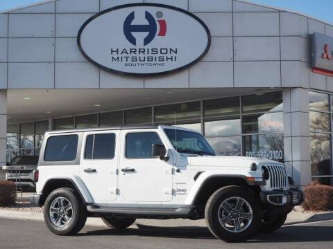 2019 Jeep Wrangler Unlimited for sale at Harrison Imports in Sandy UT