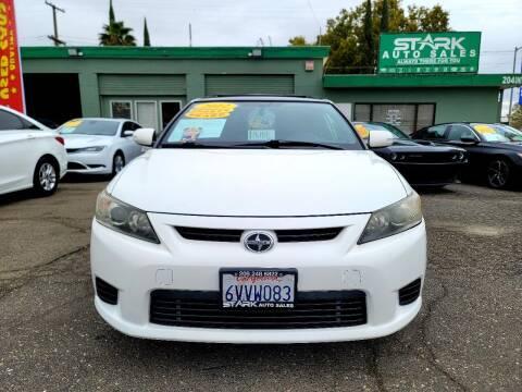 2012 Scion tC for sale at Stark Auto Sales in Modesto CA